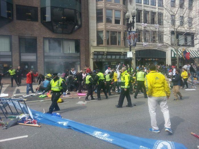 бостон, теракт, взрыв, марафон, забег, спорт