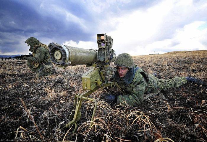 боевая техника, танк, артиллерия, взрыв, учения, морпехи