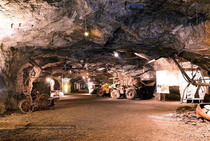 шахта, пещера, музей, экскурсия