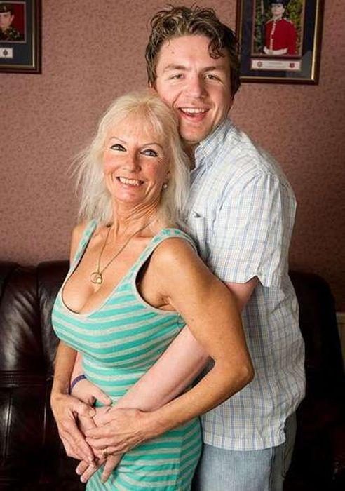 Старая женщина и любовник — pic 7