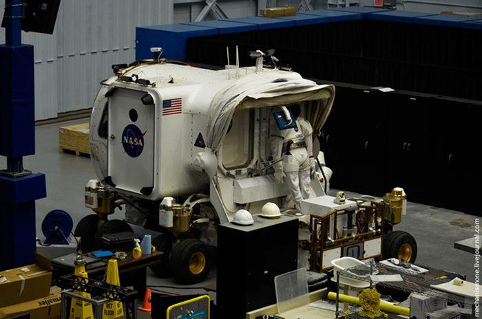 Тренировочный центр NASA (32 фото)