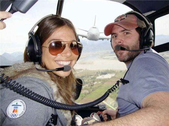 Яркие фото лобовая, нужный момент, пилот, самолет