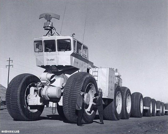 Фото самой большой машины