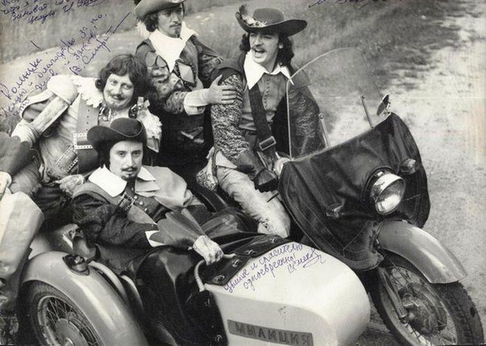 кино, ссср, три мушкетера, пастернак