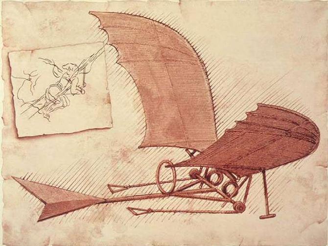 леонардо да винчи, изобретатели, изобретения, интересное, история