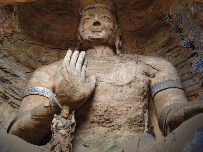 грот юнган, буддизм, китай