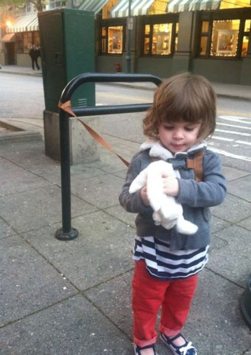 Фанни фото игрушка, поводок, прикол, ребенок