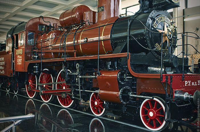 музей, железная дорога, поезд, электричка, макет