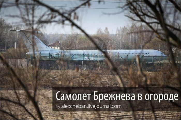 самолет, брежнев, киев, одесса, ил-62