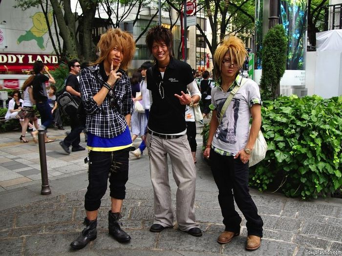 япония, мода, стиль, внешность