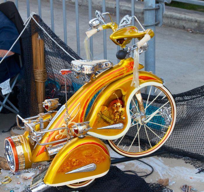 Улетное фото велосипед, детский, трехколесный