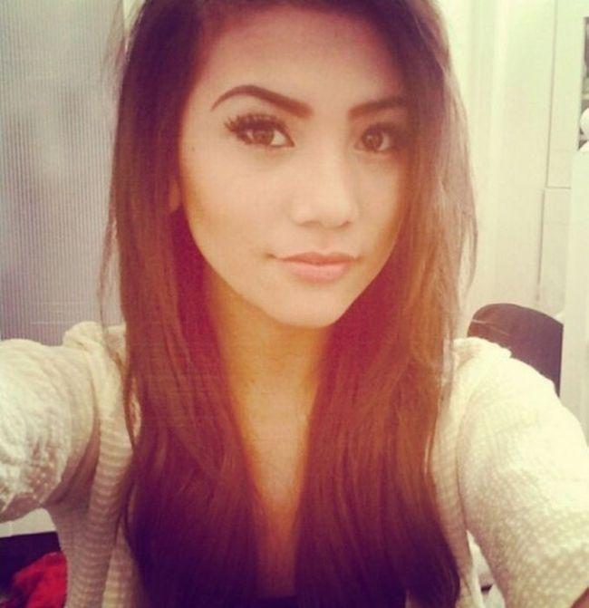 Симпатичные девушки азиатки