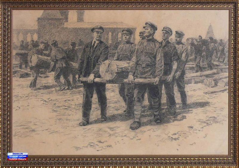 Картинки по запросу Ленин с бревном