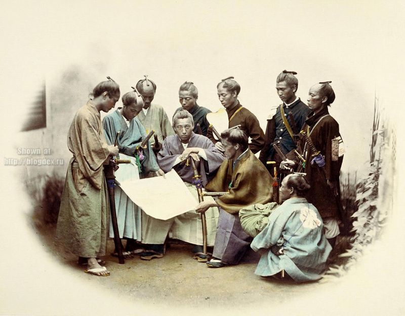 Приколы секс самураев фото 473-574