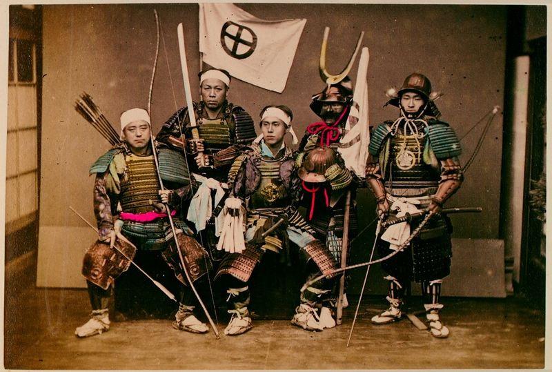 Приколы секс самураев фото 473-891