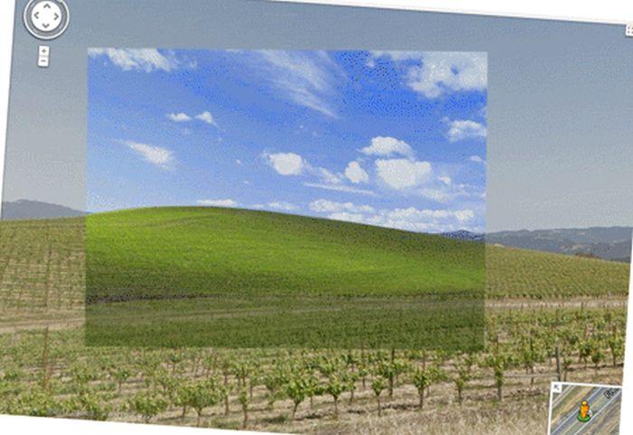 Свежий фотоприкол заставка, знаменитое, поле, рабочий стол
