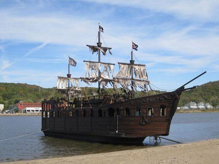 корабль, пират, продажа