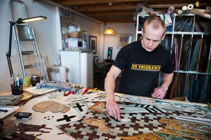 мозаика, ремесло, искусство