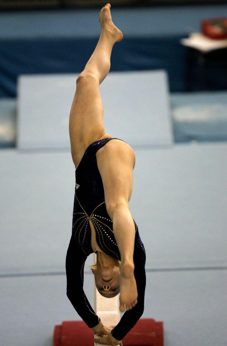 Казусы в спорте гимнастике фото, молодой порно чулки