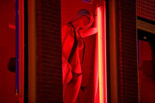 Улица красных фонарей красивые девушки фото 520-103