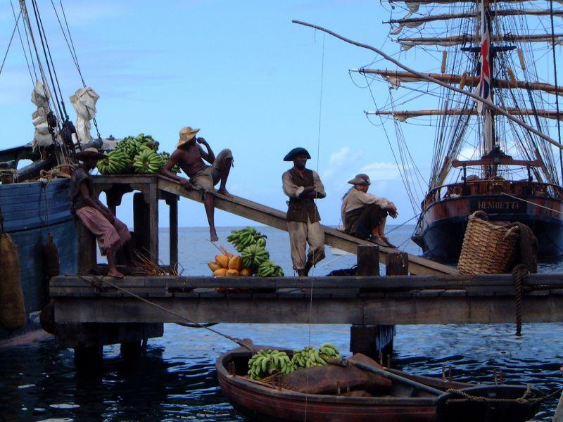 Пираты карибского моря фото корабля
