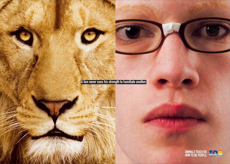 Животные научат нас, как быть людьми (постеры) 006_people_animal