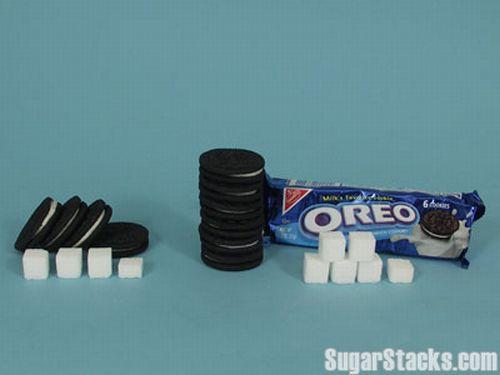 Сахар в разных продуктах (57 фото)