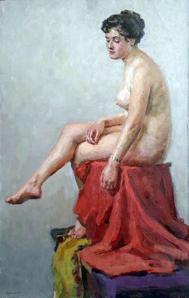 эротика в русской живописи