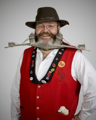 Бородатые (12 фото)