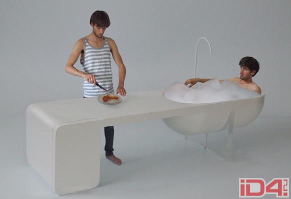 Необычные ванны (26 фото)