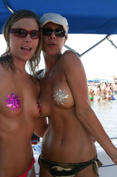 Пляжная вечеринка (55 фото)