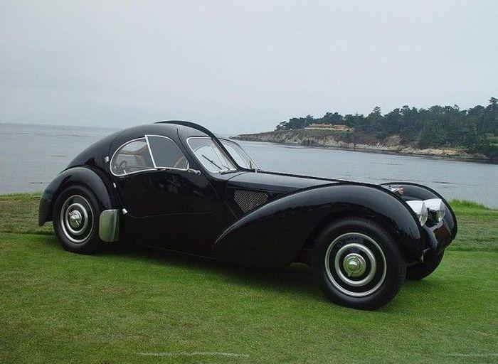 Bugatti 1936 года установил абсолютный мировой рекорд стоимости автомобиля (15 фото)