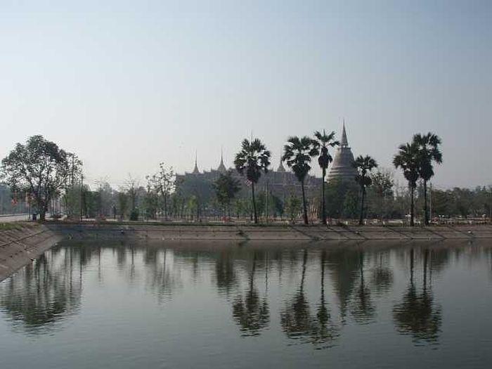 Парк Wat Phai Rong Wua (18 фото)