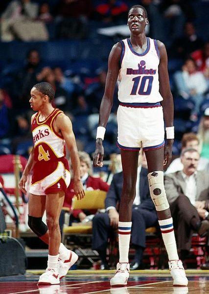 Самый высокий человек в НБА - Особое благословение (23 фото)