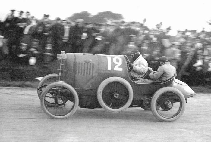 Подборка фотографий автогонок прошлого века (154 фото)