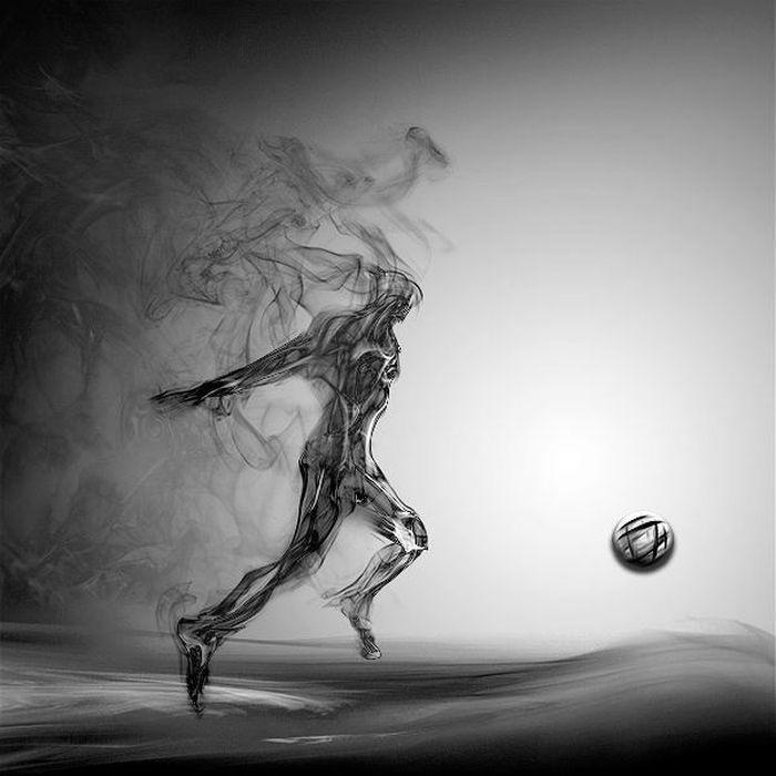 Магия дыма (24 фото)