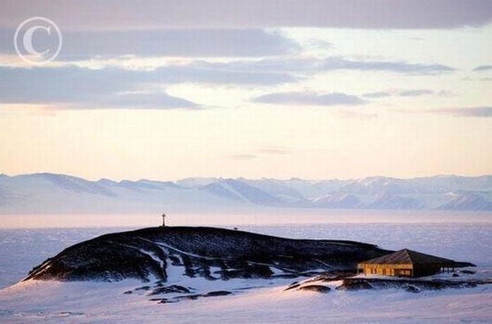 Антарктида, 100 лет тому назад. (22 фото)