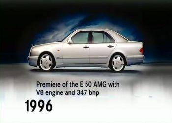 Вся история AMG в видео