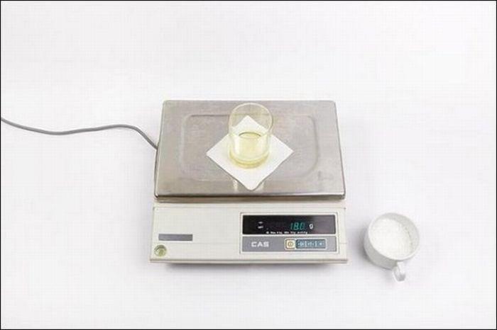 Масло растительное – 18 грамм