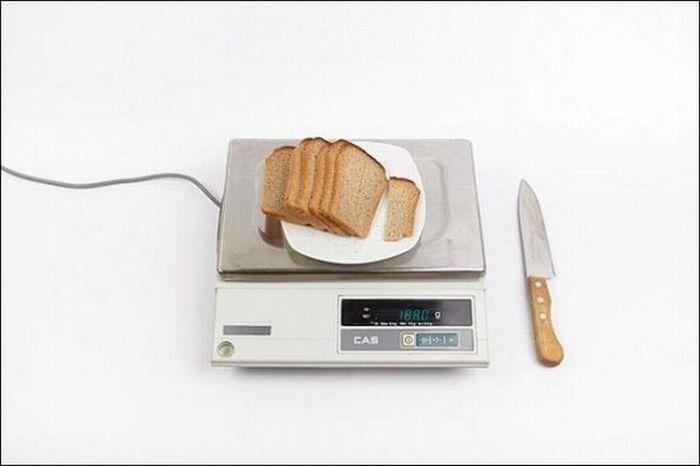 Хлеб ржано-пшеничный – 188 грамм