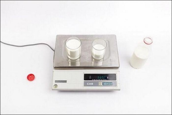 Молоко – 337 грамм