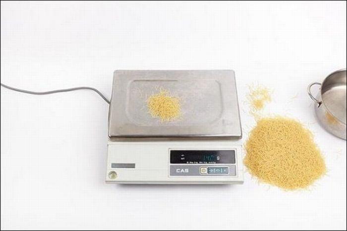 Вермишель – 14 грамм
