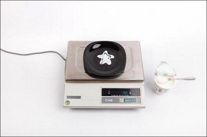 Сметана - 4 грамма