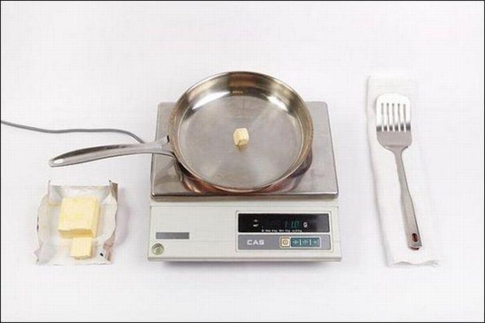 Маргарин – 11 грамм