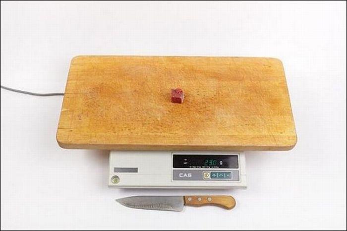 Говядина первой категории – 23 грамм