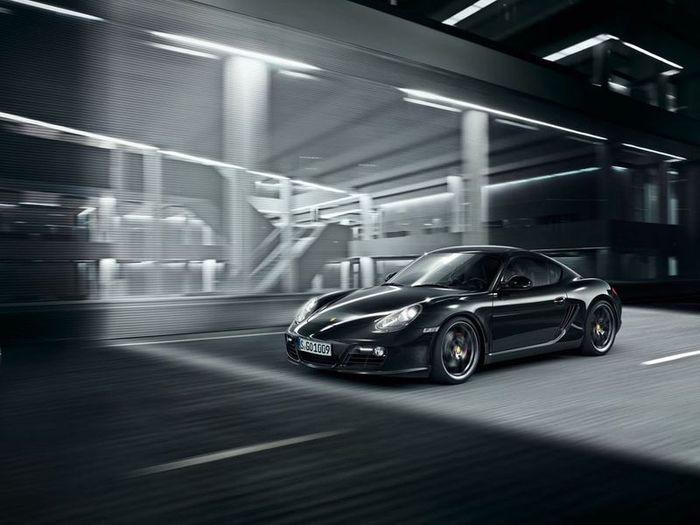 Porsche Cayman S Black Edition (6 фото)