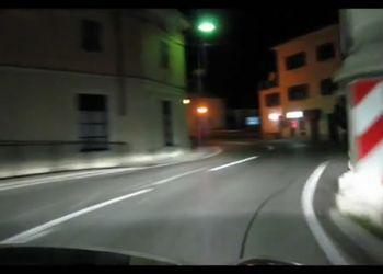 Ночные гонки на MINI Cooper S