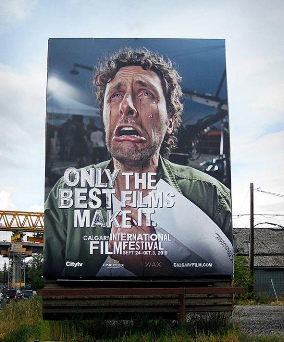 Международный кинофестиваль в Калгари