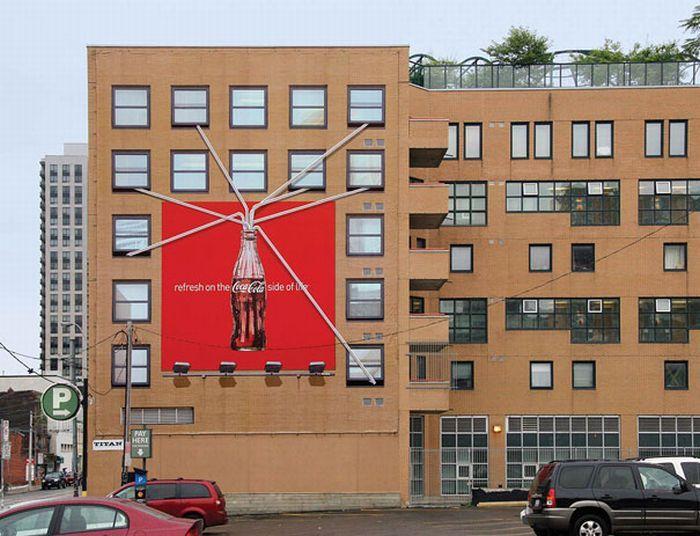 Креативные билборды со смыслом (45 фото)