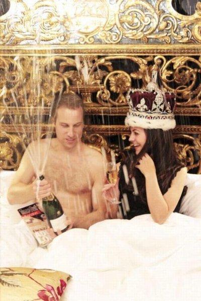 Семейные фотографии с королевской свадьбы (13 фото)